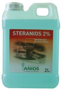 désinfectant haut niveau stéranios 2