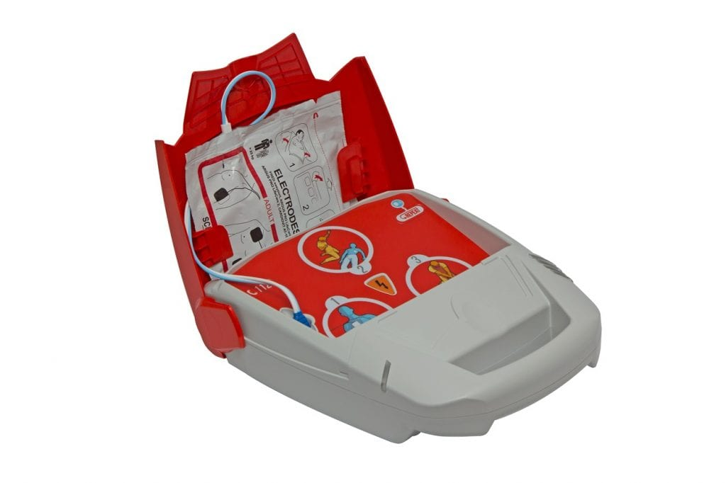 Défibrillateur automatique fred pA-1