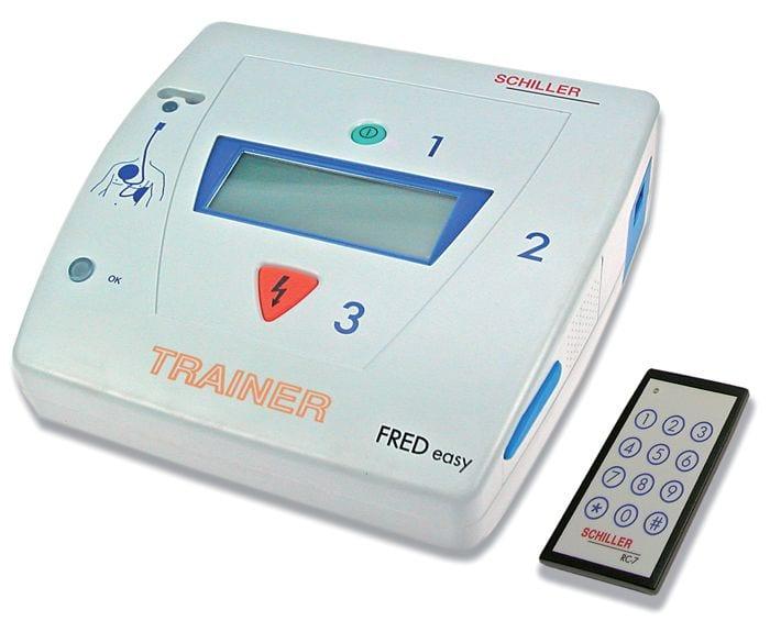 Défibrillateur de formation