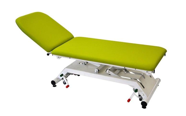 Modèle de divan d'examen médical