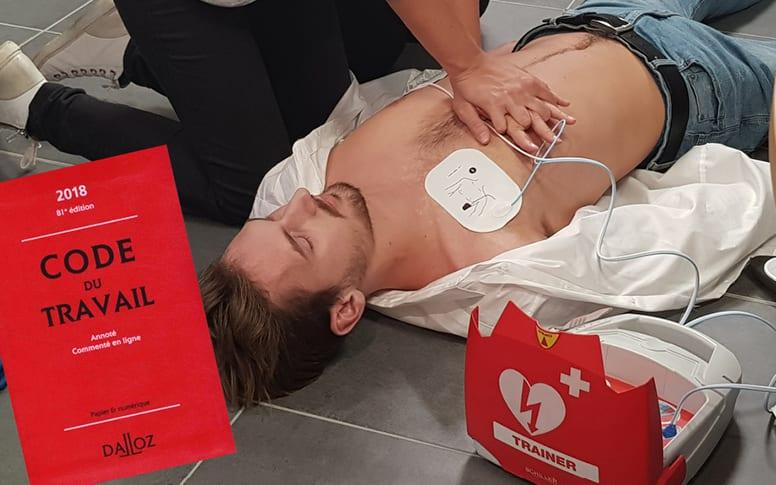 Equipement en défibrillateur pour les ERP