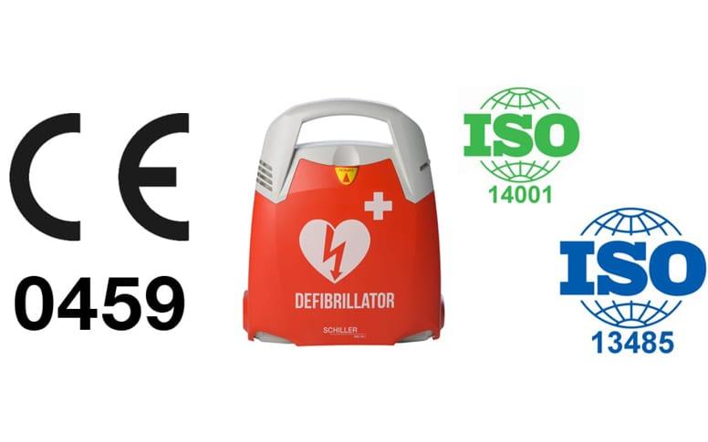 CE ou FDA pour les défibrillateurs cardiaques