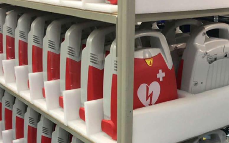 Nouvelle réglementation européenne pour les défibrillateurs
