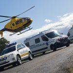 Interventions des ambulances SMET en urgence préhospitalière