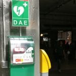 Signalisation défibrillateur obligatoire